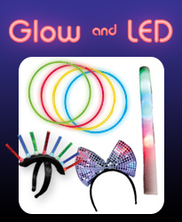Glow and LED Party Supplies