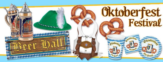 Oktoberfest Party Supplies