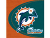 Miami Dolphins Lunch Napkins