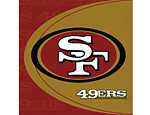 San Francisco 49ers Lunch Napkins