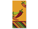 Fiesta Peppers Tablecover