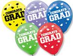 Congrats Graduates Balloons