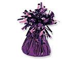 Purple Balloon Weight