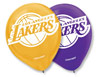 L.A. Lakers 12 inch Balloons