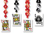 Card Party Dangling Cutouts