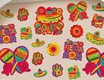 Fiesta Cutouts Value Pack