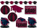 Berry Graduation Decorating Kit