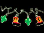 Electric Cactus Lights(14')