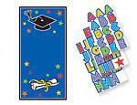 Custom Grad Door Banner
