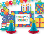 Birthday Fever Fun Decorating Kit