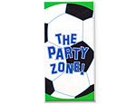 Soccer Zone Door Banner!