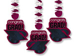Berry Graduation Danglers