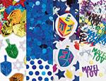 Hanukkah Confetti 4-Pack