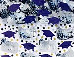 Purple Graduation Confetti Mix 2.5 oz.