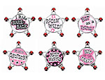 Party Posse Badges