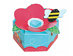Garden Girl Favor Boxes