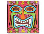 Tiki Beverage Napkins