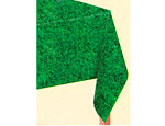 Grass Field Tablecover For Soccer Theme Parties!