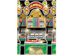 Slot Machine Scene 40'x4'
