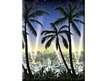 Hollywood Cityscape 40'X 4'