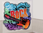 Rock Wall Decoration