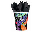 Rock Star 9oz. Cups