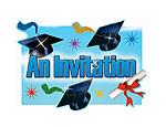 Graduation Spirit Invitations