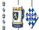 Oktoberfest String Decoration