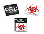 Party Scene Investigation Drink Coasters