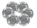 Disco Ball Coasters