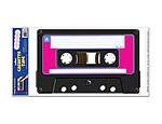 Cassette Tape Peel 'N Place