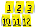 Party Scene Investigation Table Cards