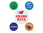 Graduation Party Buttons