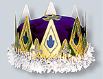 Purple Queens Crown