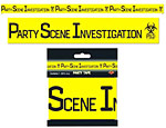 Party Scene Investigation Party Tape 20'