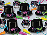 Neon Party Kit for 50