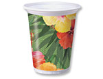 Exotic Floral 16 oz. Cups