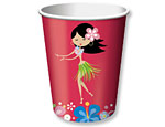 Let's Hula Cups