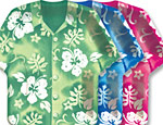 Luau Party Shirt 9.5