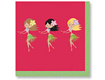 Let's Hula Luncheon Napkins
