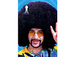 Super Afro Wig With Pick