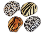 Safari Coin Purse Keychain Assortment
