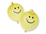 Smile Face Punch Balloons