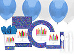 Menorah Party Kit for 8