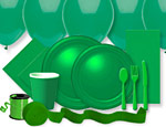 Green Party Kit for 24