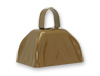 3 inch Gold Cowbell