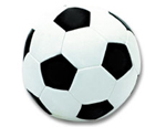 Soccer Party Ideas: Plush Soccer Ball!