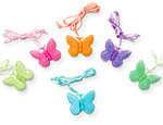 Butterfly Gloss Necklace