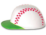 Plastic Baseball Hat