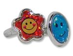 Smiley Rings